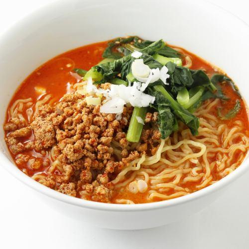 五目そば/タンタン麺/ワンタン麺