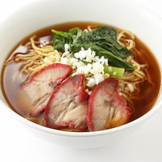 チャーシュー麺/チャーシューネギそば