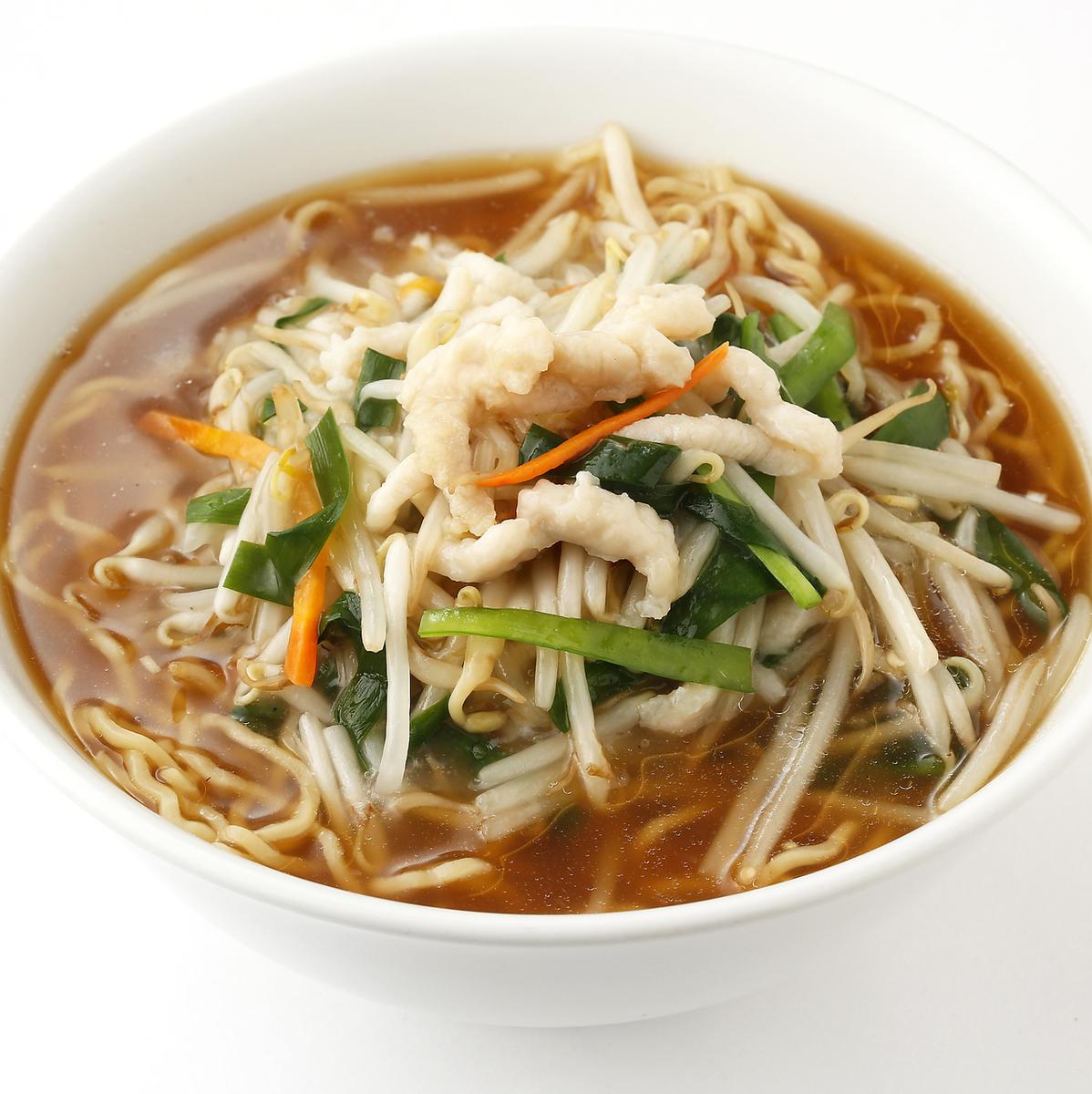 サンマー麺/サンラータン麺/マーボー麺
