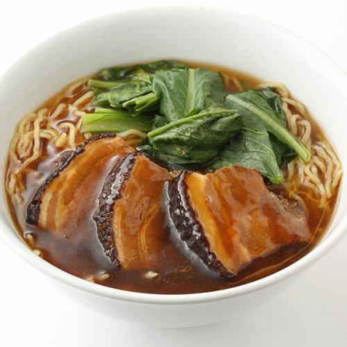 角煮麺/海鮮焼きビーフン/五目焼きビーフン