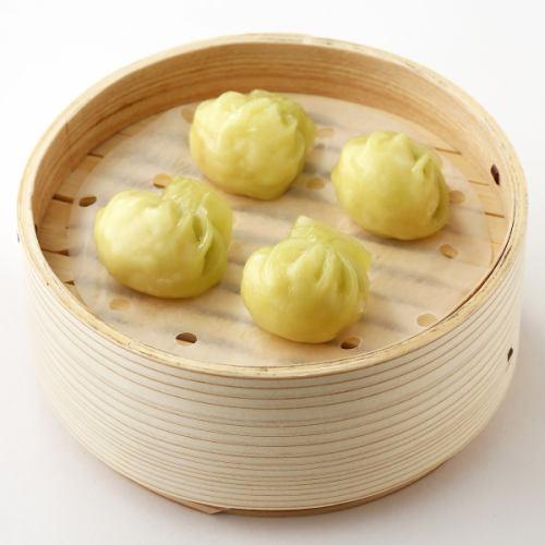 エビ蒸し餃子/ヒスイ餃子