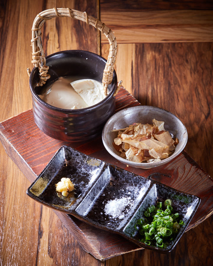 豆乳濃度15%手作り出来立て豆腐