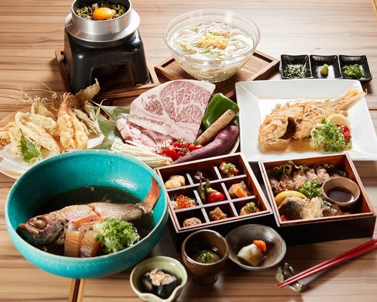 ≪若菜おすすめコース≫日本酒を含む2時間飲み放題付き