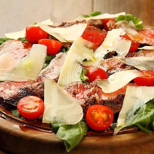 ナポリの大衆食堂を再現!