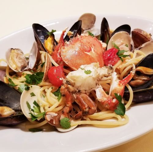素材本来の味を生かしたシンプルかつダイナミックなイタリア料理を堪能!!