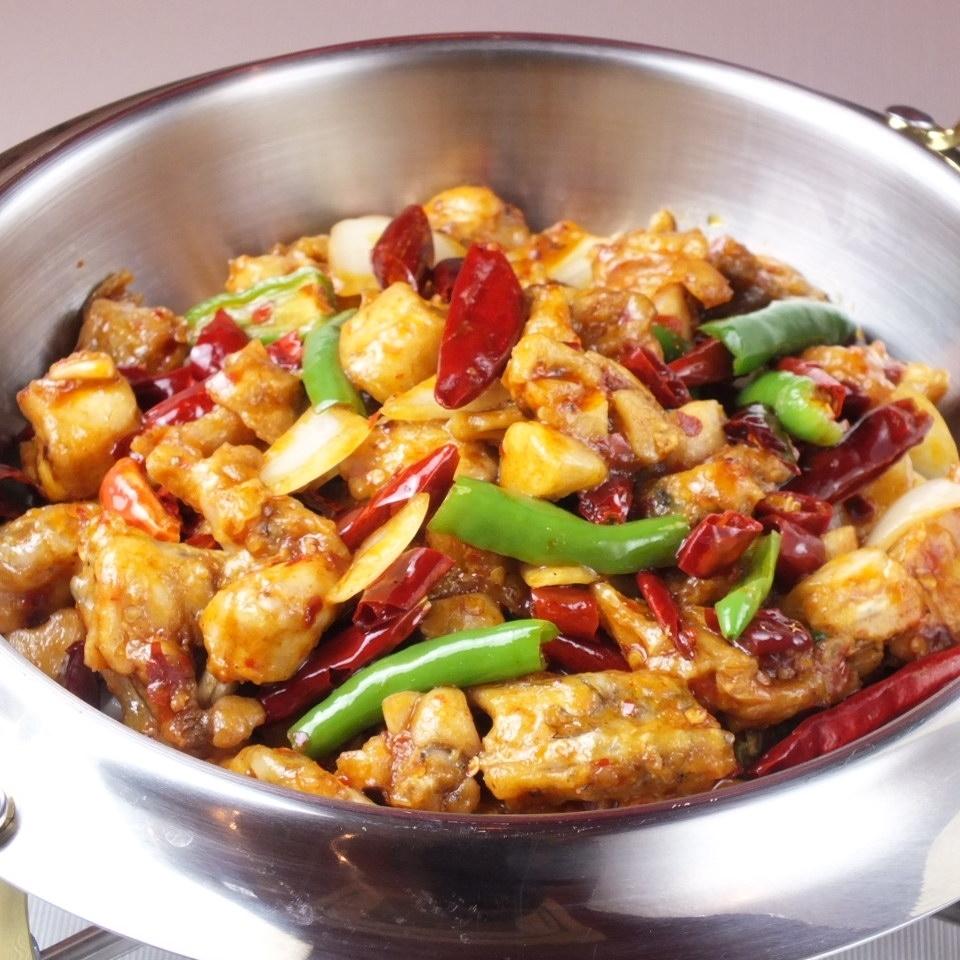 我們準備豐富的中國菜♪