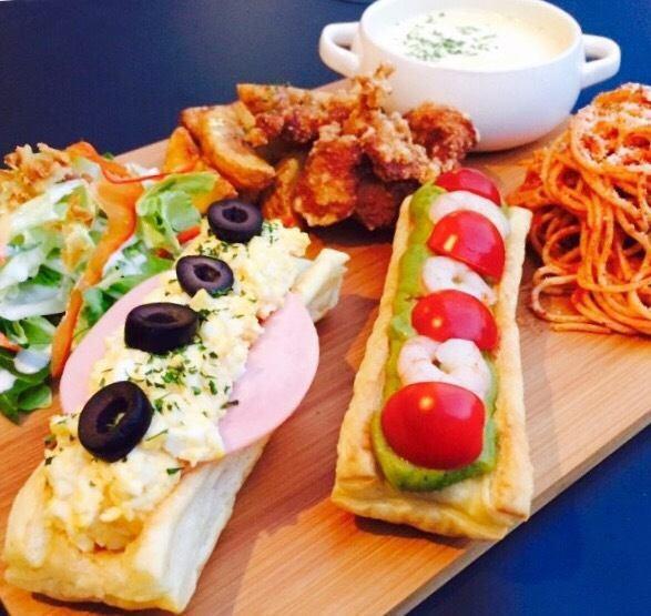 新的外觀!管理費午餐★原創餡餅,你可以享受兩種口味!