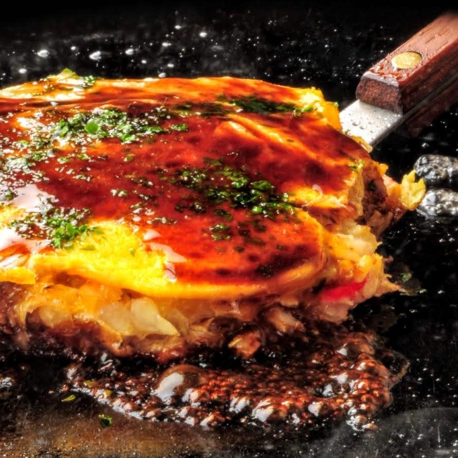 Established in 1983, Okonomiyaki