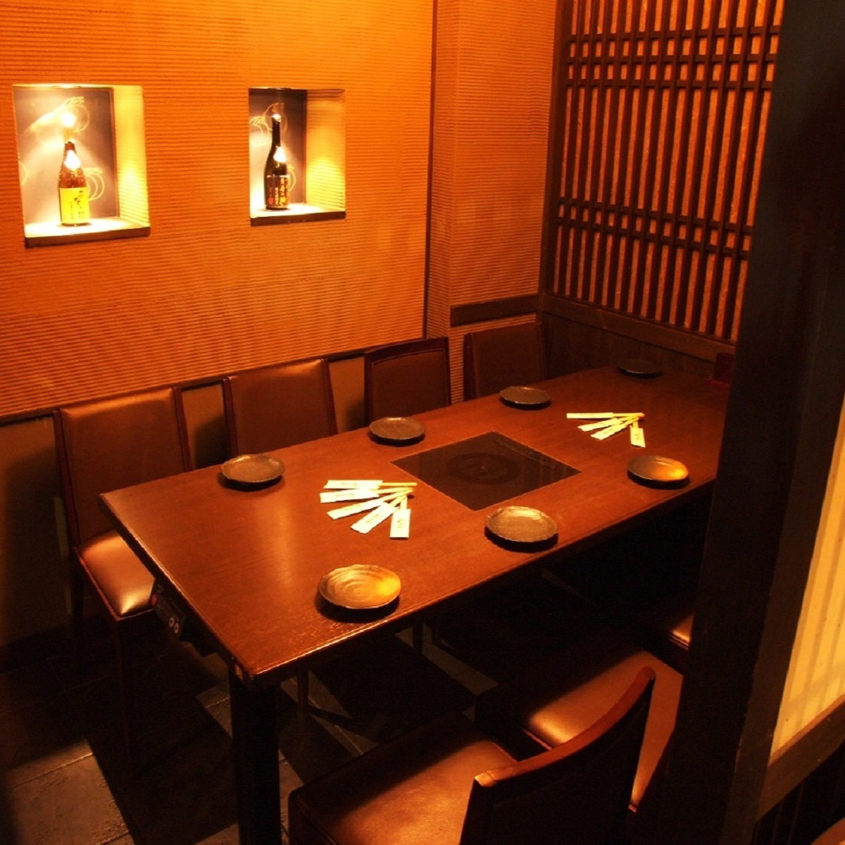 【Table private room】 It is a table private room where 6 people can sit.How about a relaxing banquet in a private room with a calm atmosphere.All you can eat drinks course, 2 hours · 3 hours · Girls' Association Limited · Fast late break · Endless lesson ♪ We are preparing plans for details