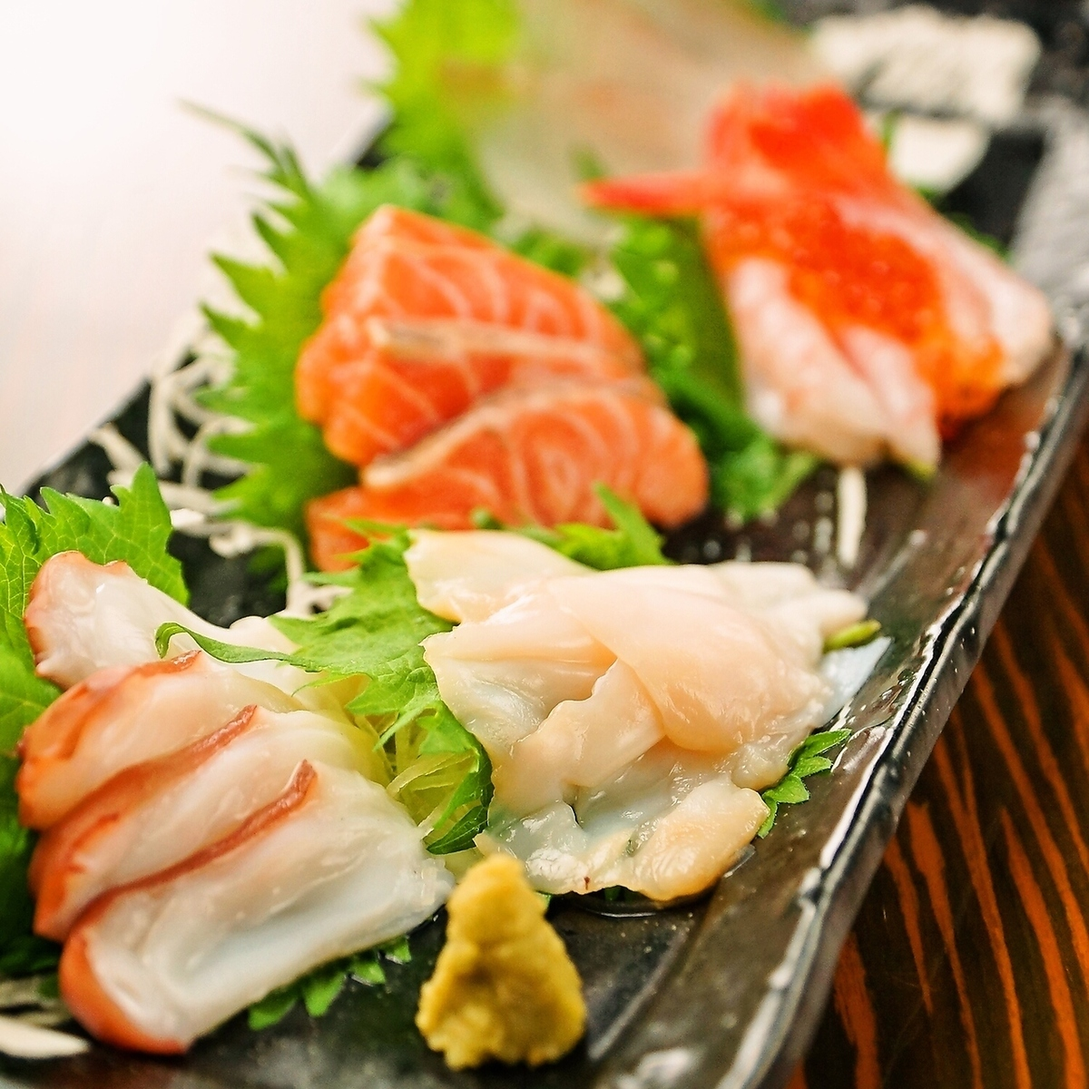 Assorted sashimi 5 varieties