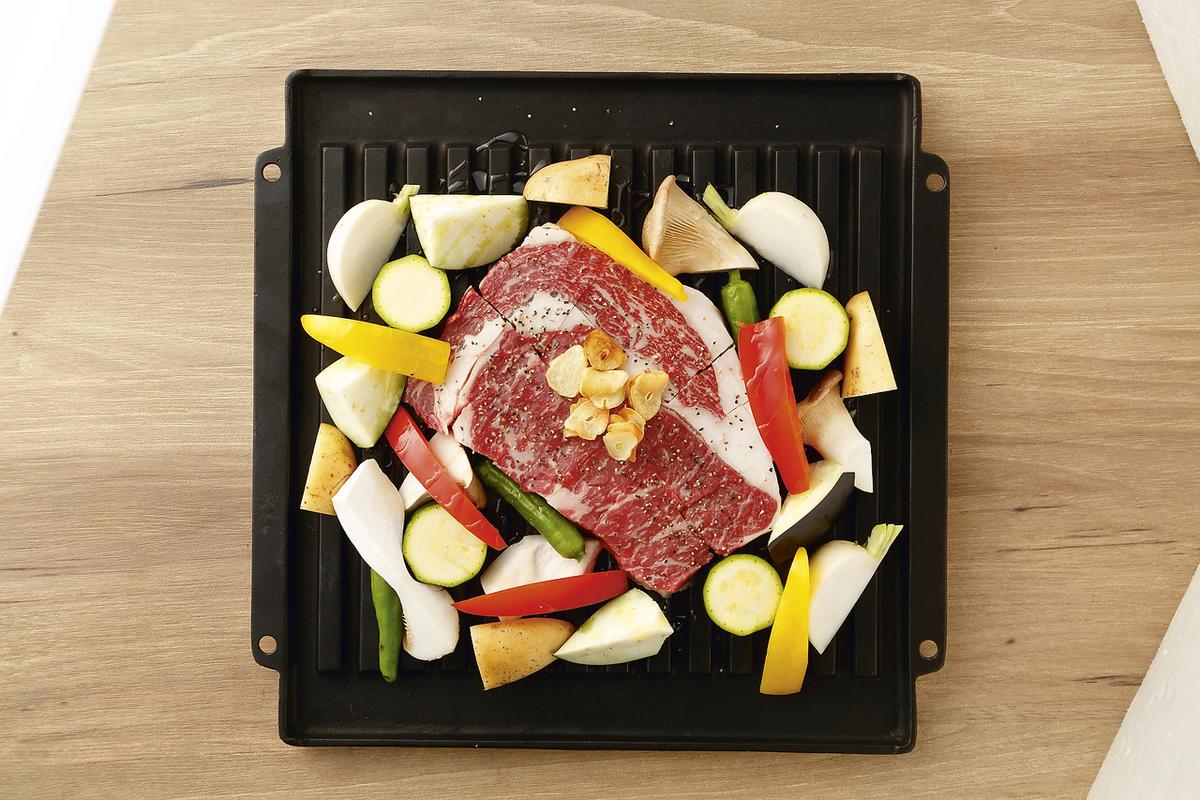 「食通の静岡牛 葵」ロースステーキ 350g