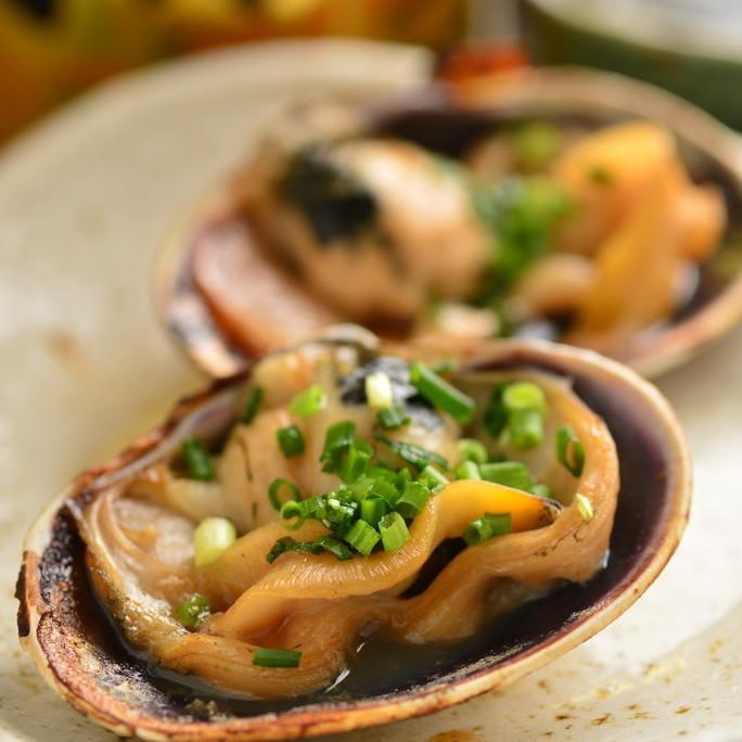 三河大蛤蜊烤牛肉