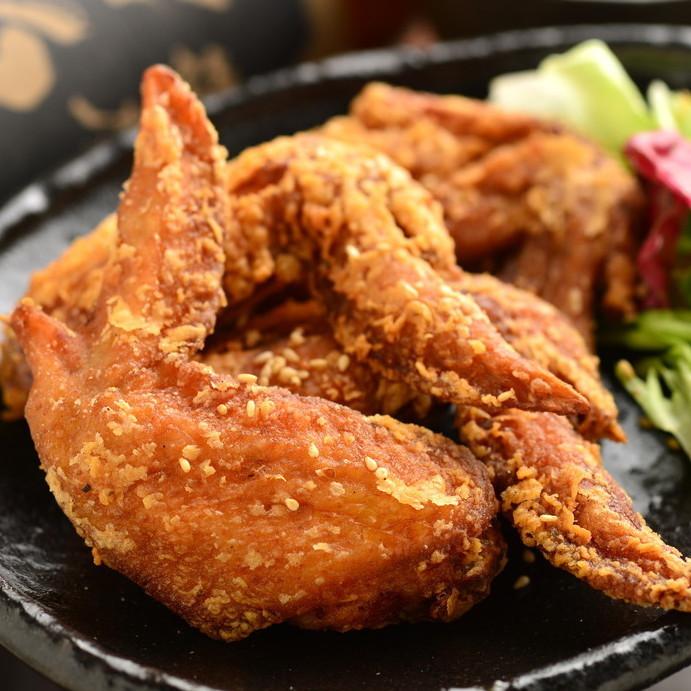 炸雞翅(4道菜)