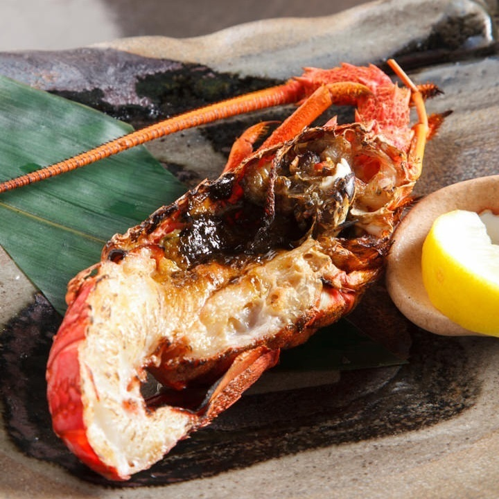 Prawns of Ise shrimp