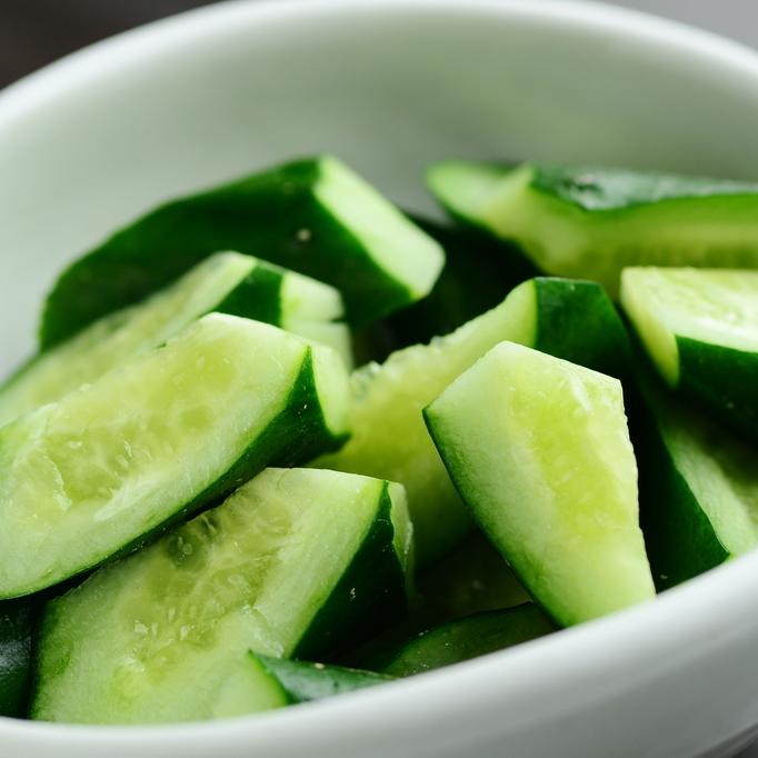 鹽漬種子黃瓜