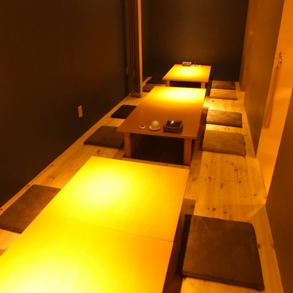 Parlor is up to 20 people can be accommodated.16 people or more charter banquet in the parlor if access is possible ♪