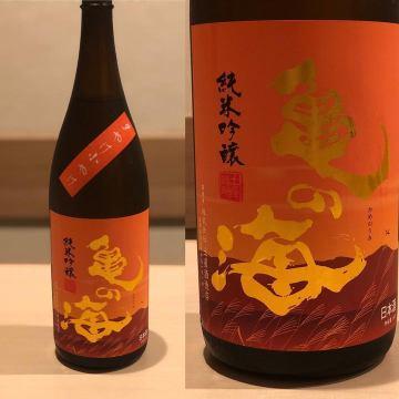 秋の日本酒入荷🍶