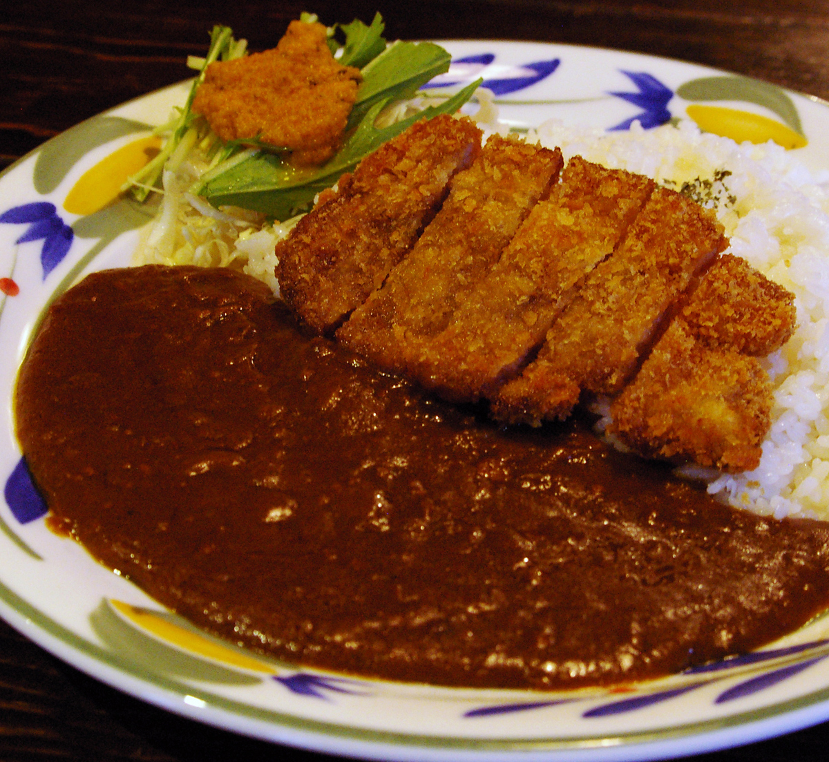 Fortune smoked cutlet curry