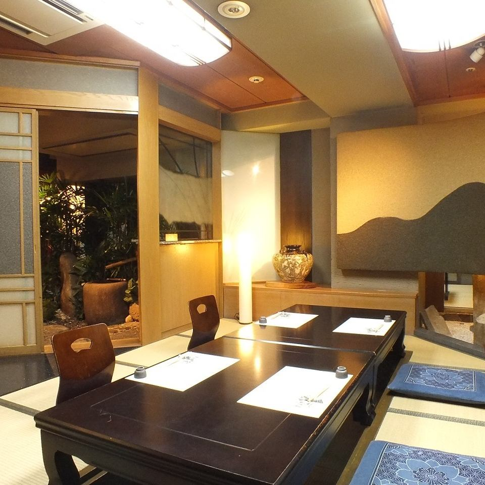 [Hiroshima International Hotel] banquet private room is OK up to 10 people to a maximum of 100 people!