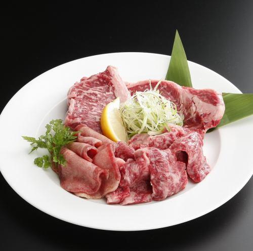 お得な値段で楽しめる厳選した肉の数々!