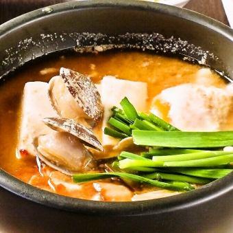 豆腐chige hotpot