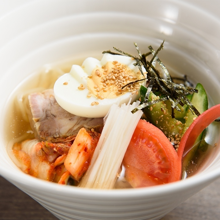 ビビン麺/冷麺