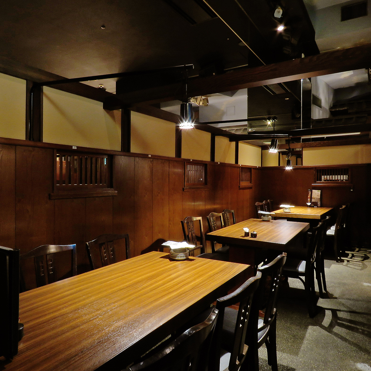 Reproduce the nostalgic atmosphere reminiscent of Edo culture!