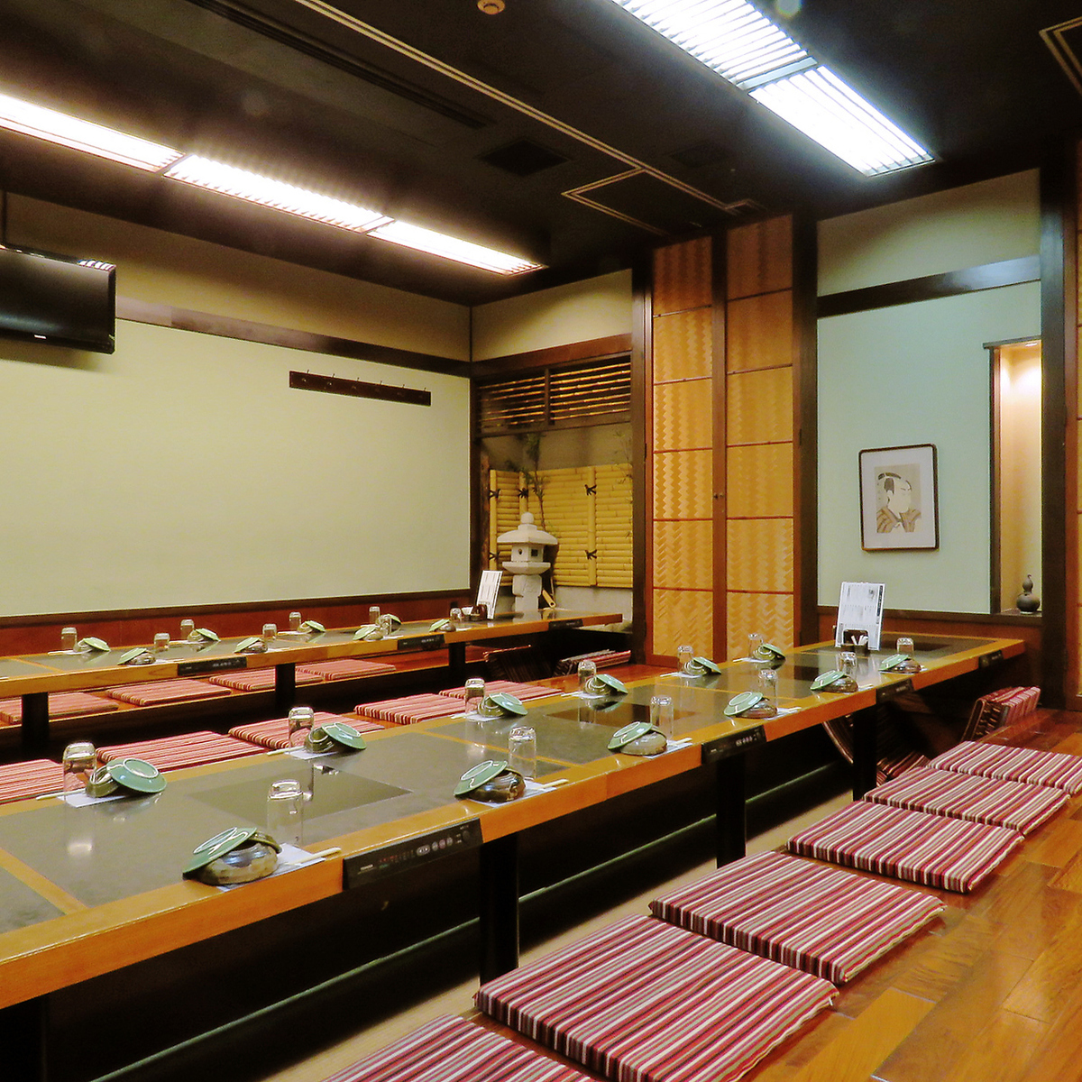 【Private room enrichment】 Up to 100 people OK!