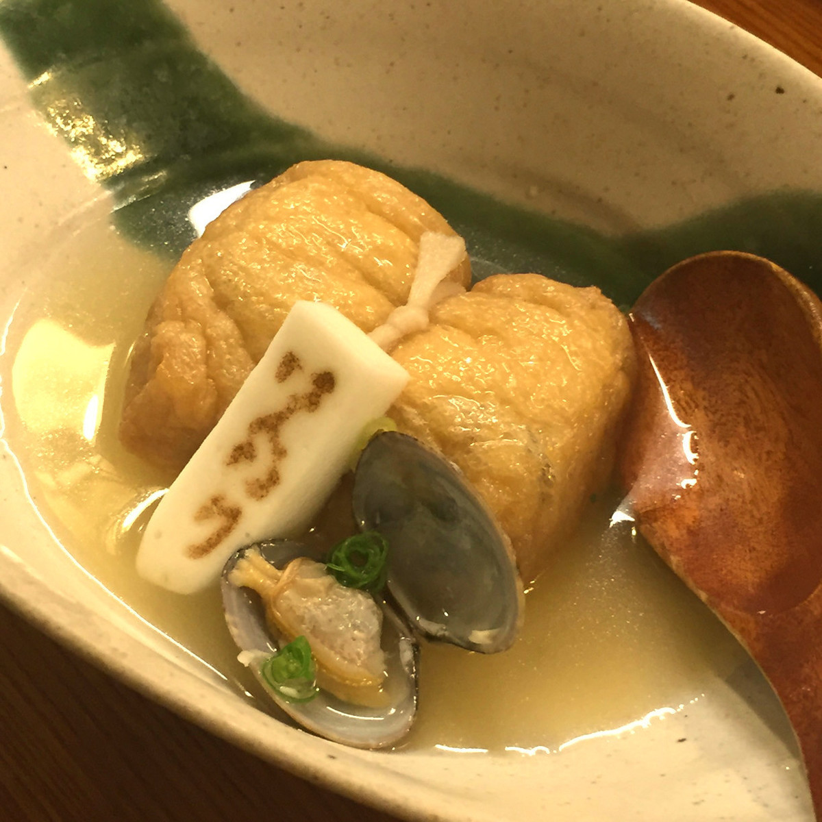 오뎅 · 튀김 · 생선회