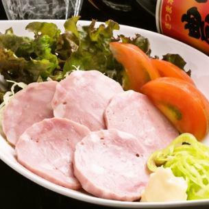 (岐阜县)Aketakara火腿和有机蔬菜沙拉