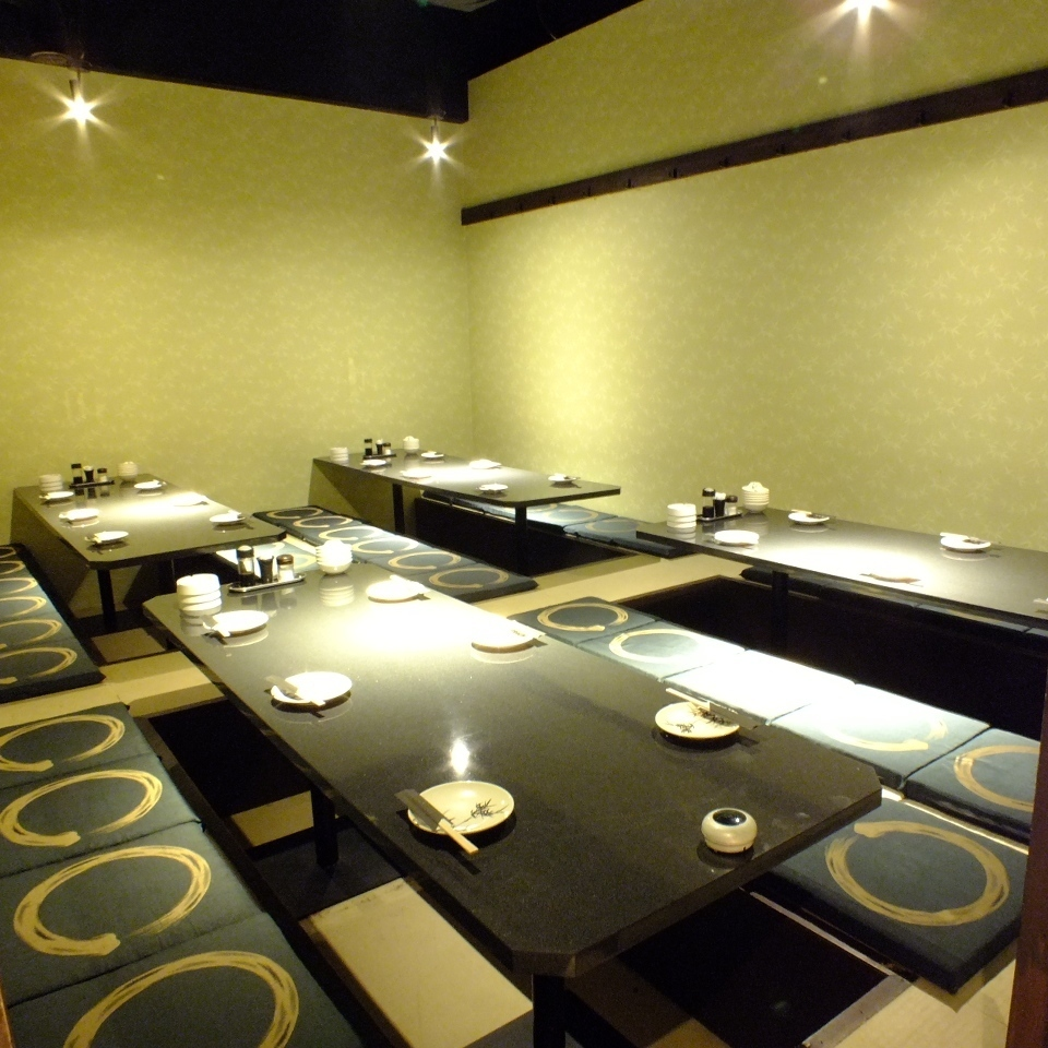 Private room 【Maximum of 24 people】 ★