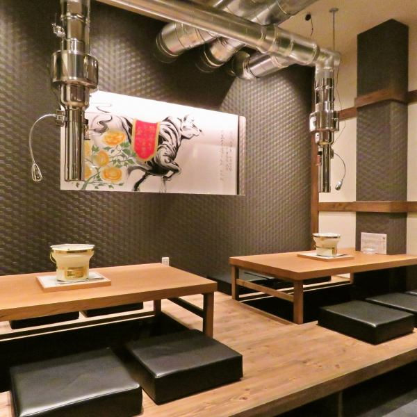 【8 Yakiniku Banquet up to the end!】 You can enjoy Yakiniku together with 8 names afterwards! It is very popular among male employees as well as girls' associations!