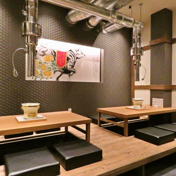 【8 Yakiniku宴会到底!】之后你可以和8个名字一起享用烤肉!它在男性员工和女孩协会中非常受欢迎!