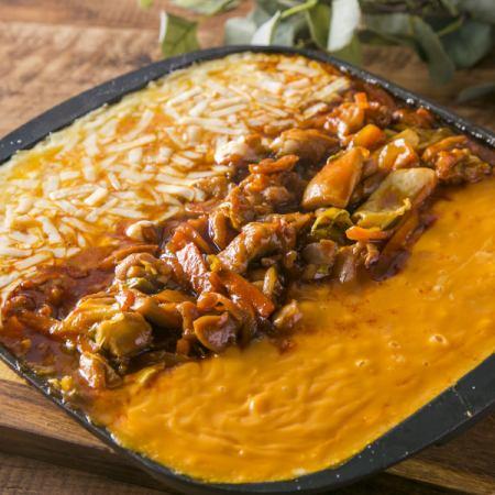這個話題在韓國沸騰!奶酪Tacalcarbie