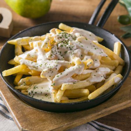 奶酪醬馬鈴薯