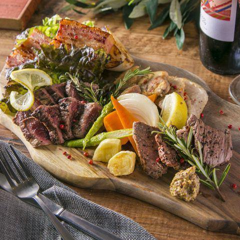 美味的肉丸子菜單!享受套餐和全吃的♪