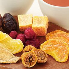 MIXナッツと県産ドライフルーツ