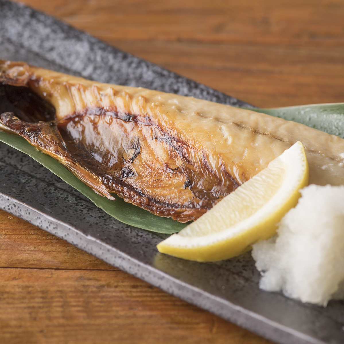 Culture Tono Mackerel Salt-grilled