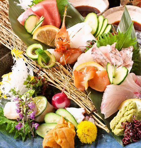 我們每天提供由商店經理精心挑選的新鮮食材。