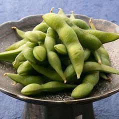 朝どれ枝豆