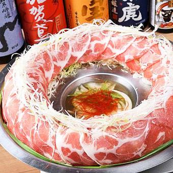 静岡のブランド豚「遠州黒豚」