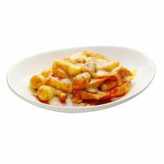 Cheese toppoki