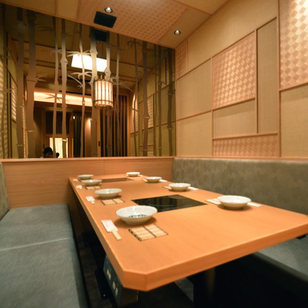 【Maximum 16 people can be accommodated ★】 Good location for Koriyama 1 min walk ♪ A large hall private room will be prepared for the large banquet! Various banquets, second party or private charters will be accepted ◎ A perfect space for people and scenes ♪ Prepared ♪ Loose stretch and relax comfortable private room ♪ Perfect private room reservation required.