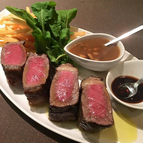 호주산 쇠고기 등심 스테이크 (300g)