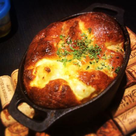 北方鐵器蓬鬆乳蛋餅