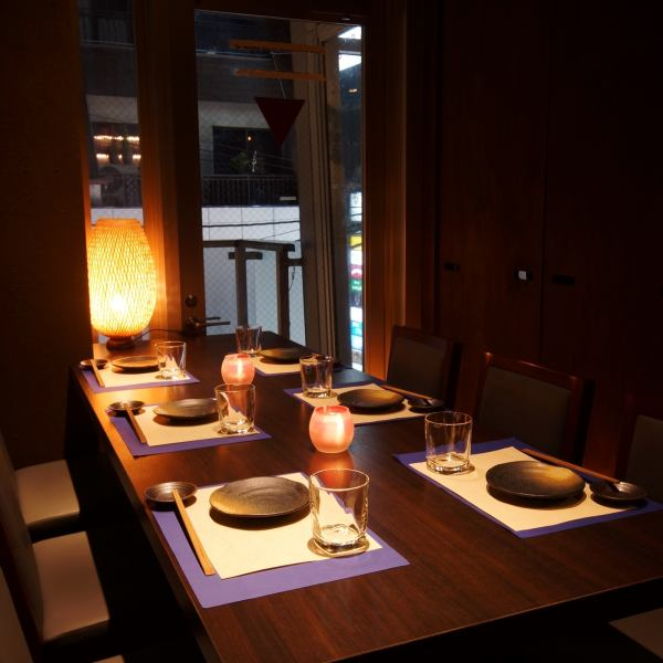 Umeda · Initial convenient location for Tenjin and banquets · compa · girls' party etc. ◎ You can enjoy all you can eat meat and fresh vegetables in the relaxing atmosphere based on Japanese ♪