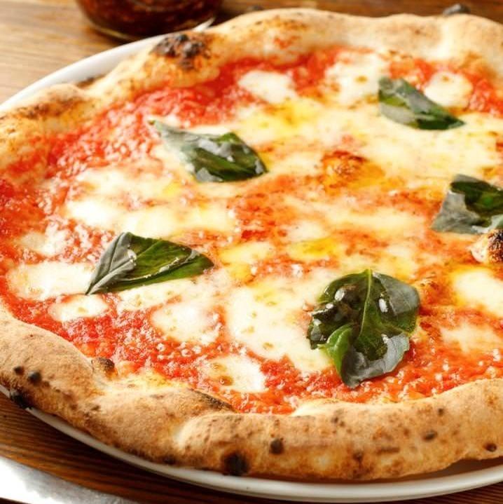 pizza マルゲリータ
