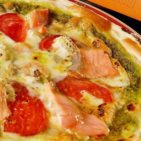 Seafood Genovese
