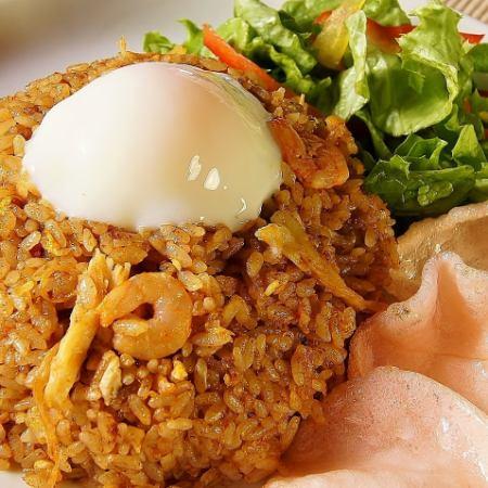 Piripus nasi goreng