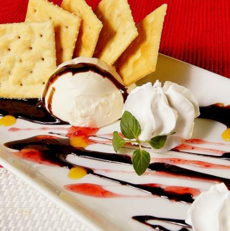 Zao cream cheese